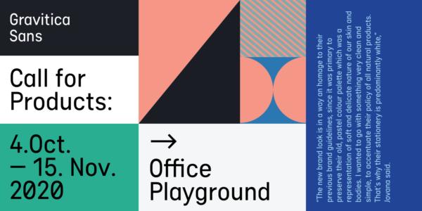 gravitica sans modern font