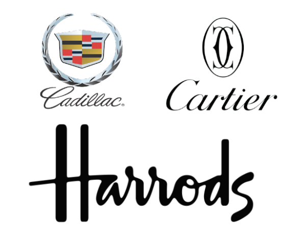 script font logos