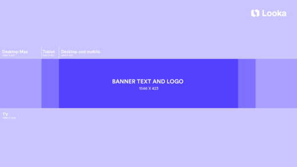 YouTube banner size guidelines